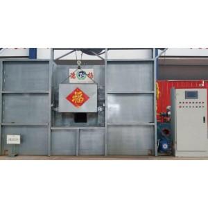 新一代墙体蓄热式加热炉